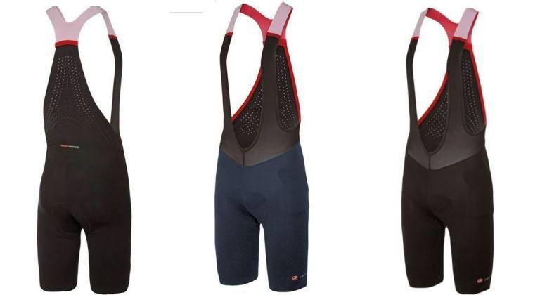 Culotte corto Castelli Mondiale