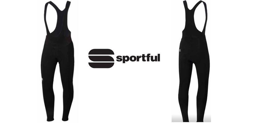 culotte largo Sportful Total Comfort