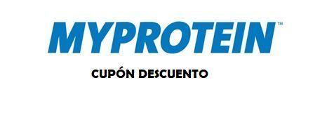 Cupon descuento en Myprotein