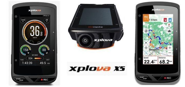 GPS Xplova X5Smart