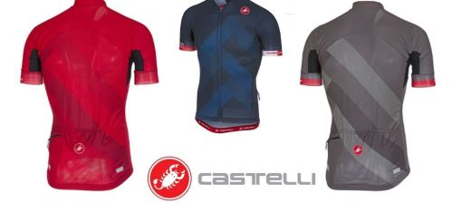 Maillot Castelli Free Ar 4.1