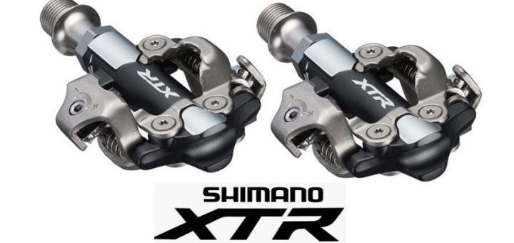 Pedales Shimano XTR M9100