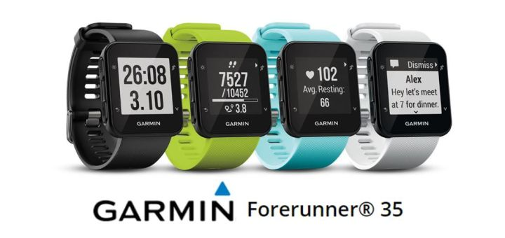 Reloj GPS Garmin Forerunner 35