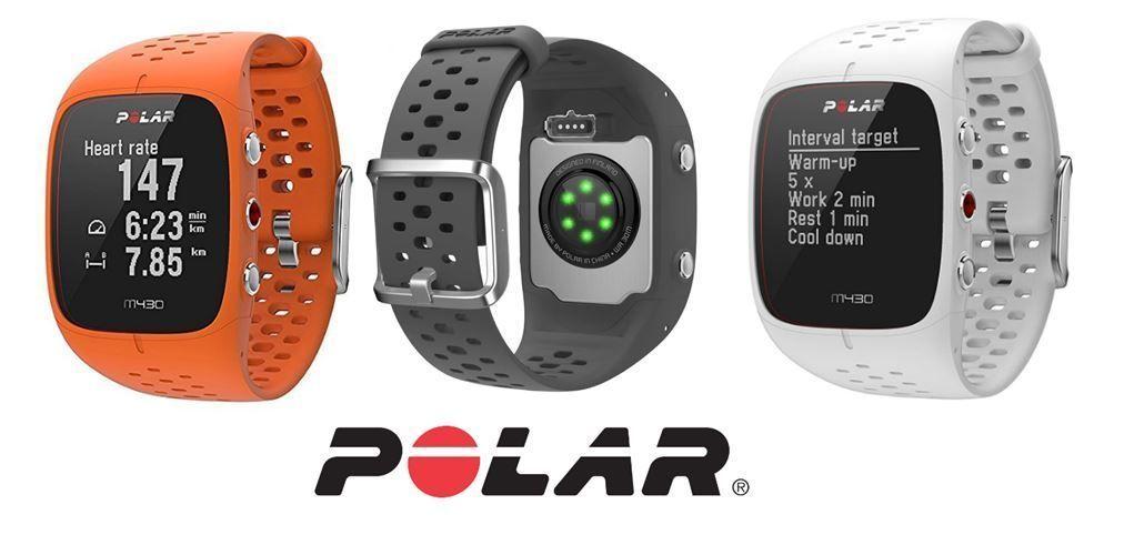 Reloj Polar M430 GPS