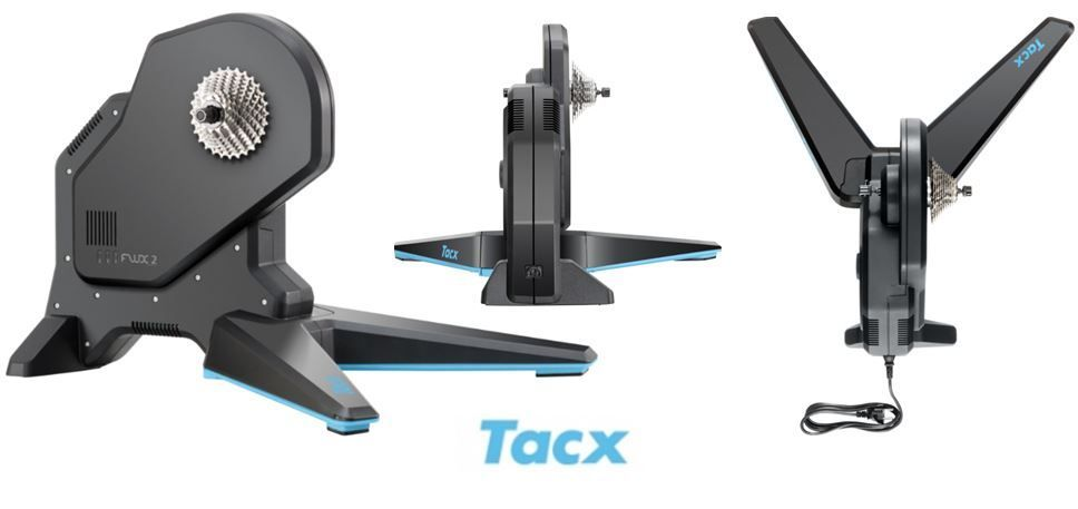 Rodillo Tacx Flux 2 Smart Interactivo
