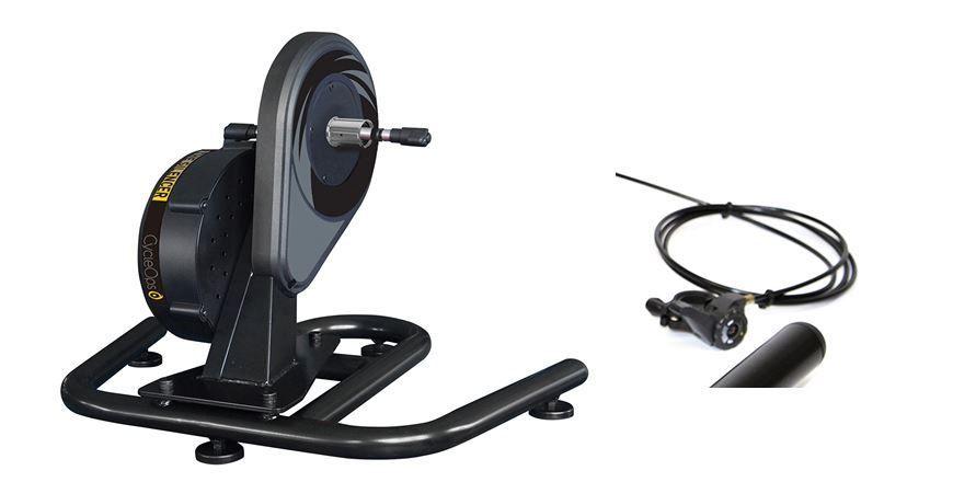 Rodillo CycleOps Silencer Direct Drive