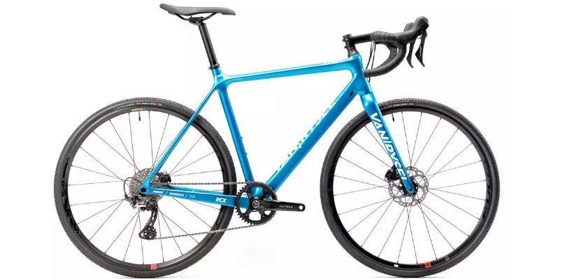 Bicicleta Van Rysel Ciclocross RCX