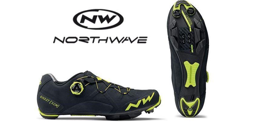 Zapatillas Northwave Ghost XCM