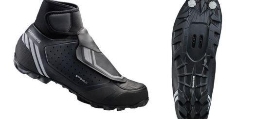 Zapatillas Shimano MW5 Dryshield