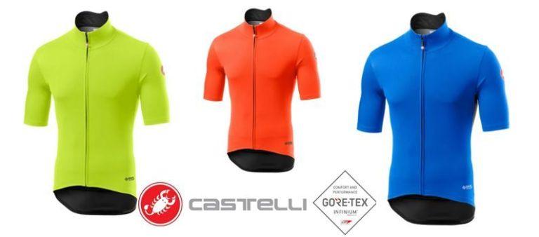 chaqueta-maillot Castelli Perfetto ROS Light