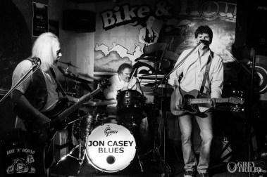 Jon Casey Blues at the Bike'N'Hound
