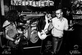 Mercury Field at the Bike'N'Hound - Photography by Tobias Alexander / Grey Trilby