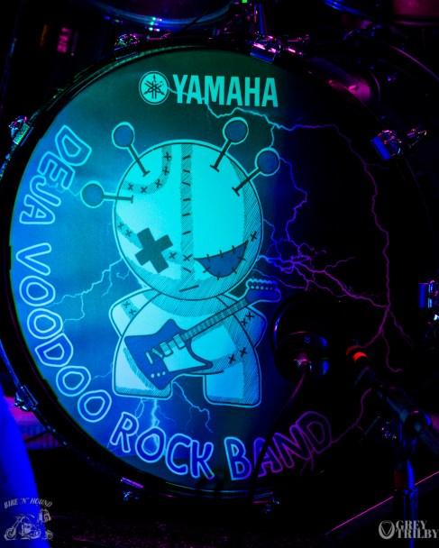 Deja Voodoo Band play the Bike'N'Hound - Photography by Tobias Alexander / Grey Trilby