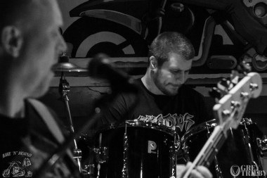 Black Rising at the Bike'N'Hound. Photography by Grey Trilby | Tobias Alexander