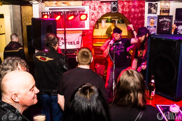 Riff Raff at the Bike'N'Hound. Photography by Grey Trilby | Tobias Alexander