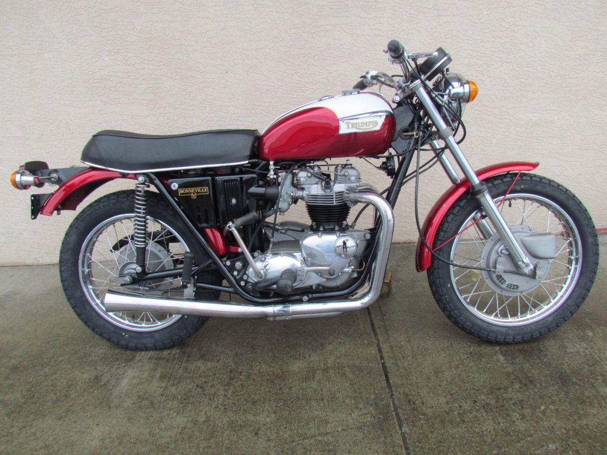 The Worst Bonneville? 1971 Triumph T120R – Bike-urious