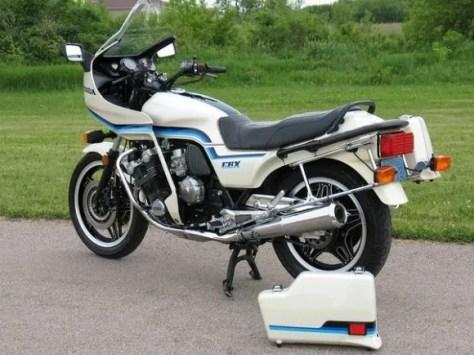 1982 Honda CBX - Left Side