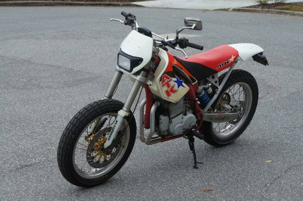 Plated Street Tracker 1999 Atk 605 Bike Urious
