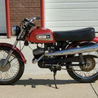 Ending Soon - 1971 Aermacchi Harley-Davidson Rapido