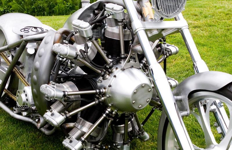 Allan Rosenberg Photography - Radial Engine