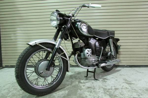 1966 Allstate Puch 175 | Bike urious