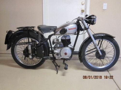 1951 Ambassador Supreme – Bike-urious