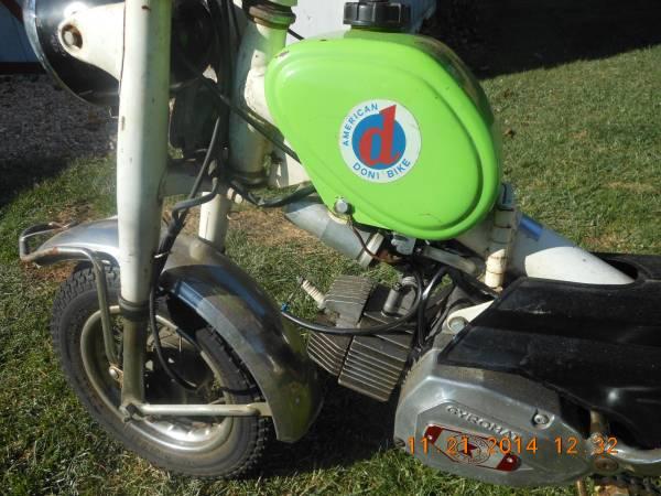 American Doni Bike - Gas Tank