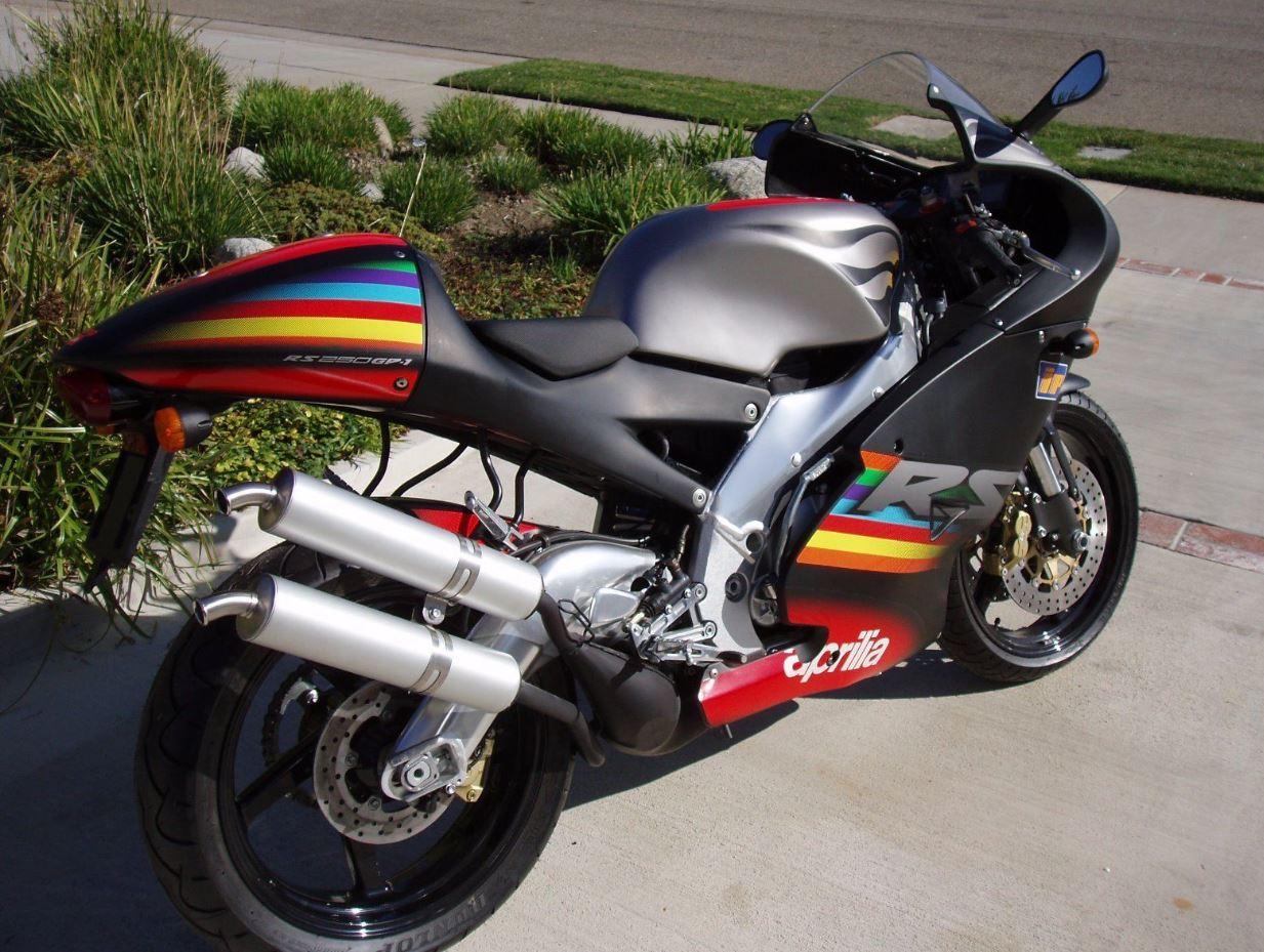 Aprilia Cafe Racer For Sale