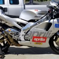 New Auction Bike – 1996 Aprilia RS250