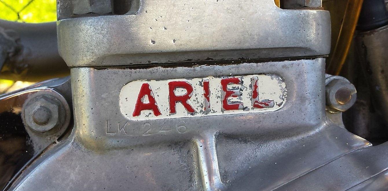 In Australia – 1955 Ariel HS 500 | Bike-urious