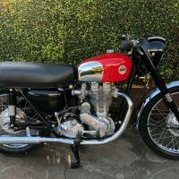 1956 Ariel HS500