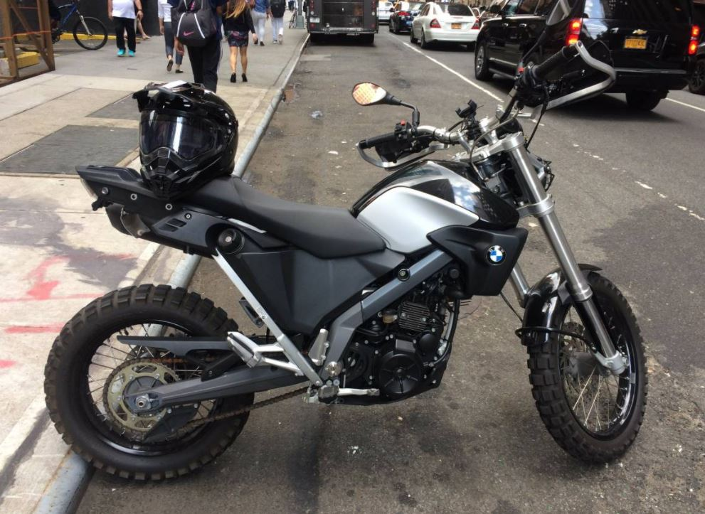 2008 BMW G650X Xcountry | Bike-urious