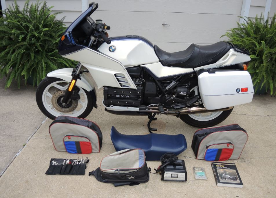 One Owner - 1989 BMW K100RS Special Edition