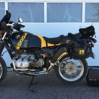 Bumblebee – 1989 BMW R100GS