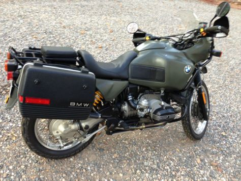 BMW R100GS-PD - Right Side