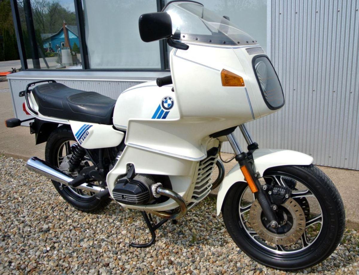 Monolever - 1988 BMW R100RS