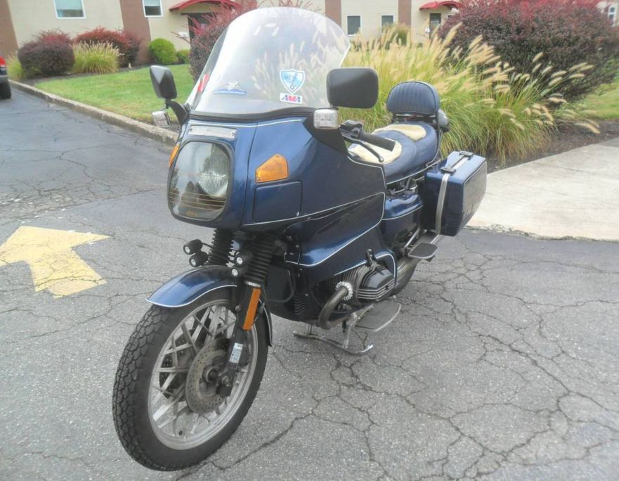 One Owner 1981 BMW R100RT
