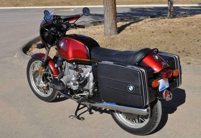 1978 bmw r100s bike urious 1978 bmw r100s bike urious