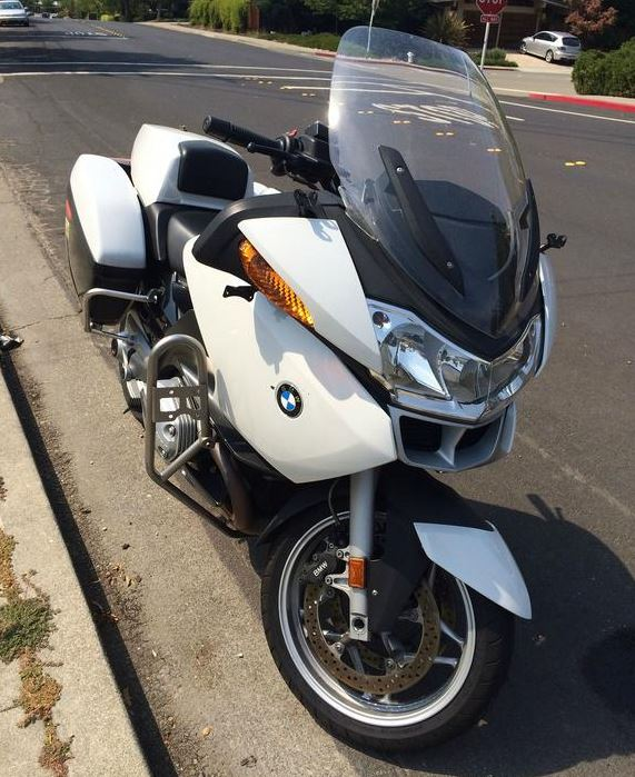 Used Bmw Sacramento: 2007 BMW R1200RTP