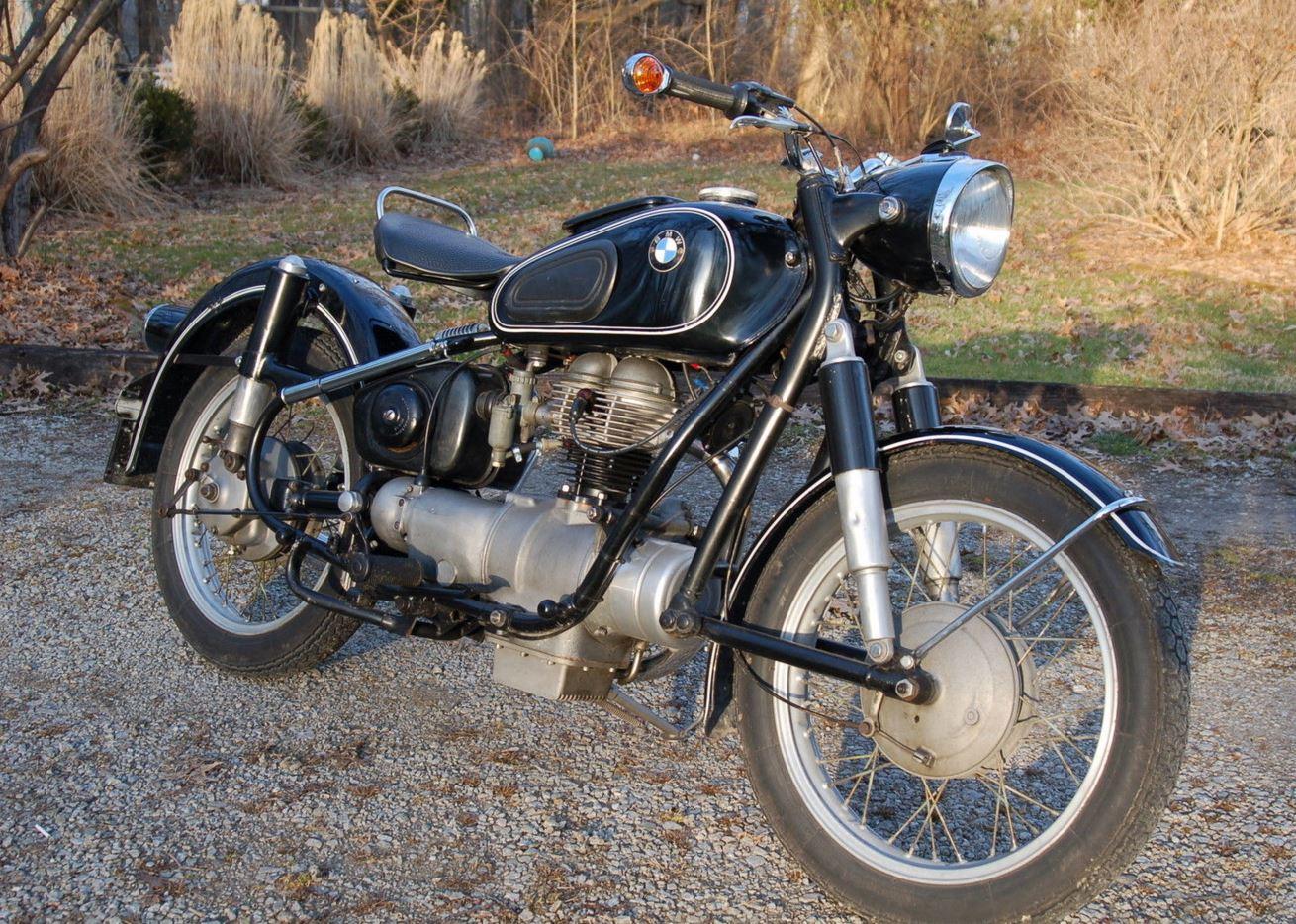 1956 bmw r26 bike urious. Black Bedroom Furniture Sets. Home Design Ideas