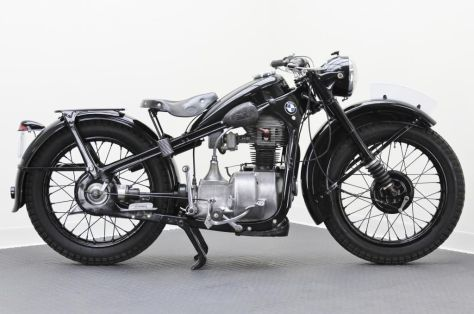 BMW R35 - Right Side
