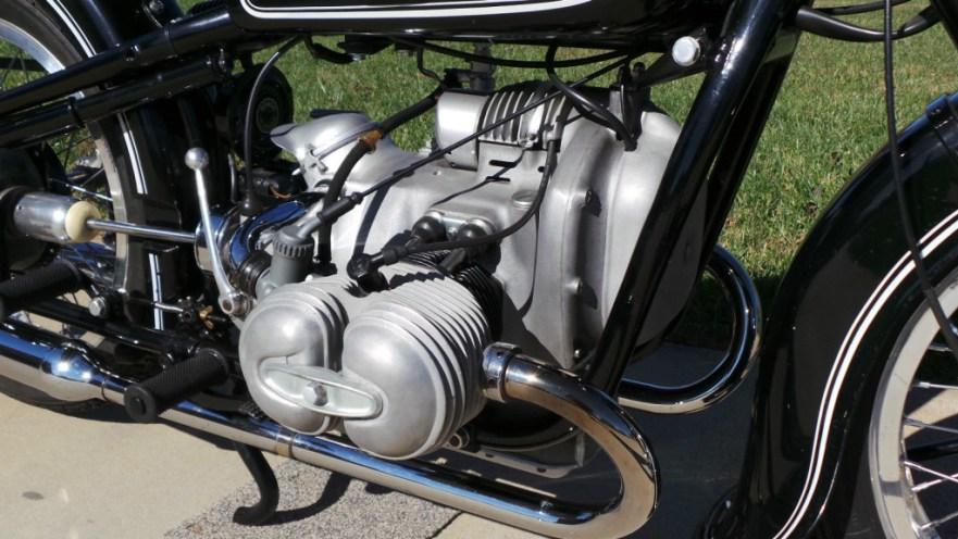 BMW R51-2 - Engine
