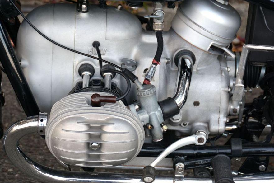 BMW R60-2 - Engine