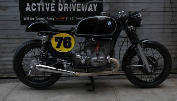 Project 88 – 1988 BMW R100RT Cafe Racer – Bike-urious