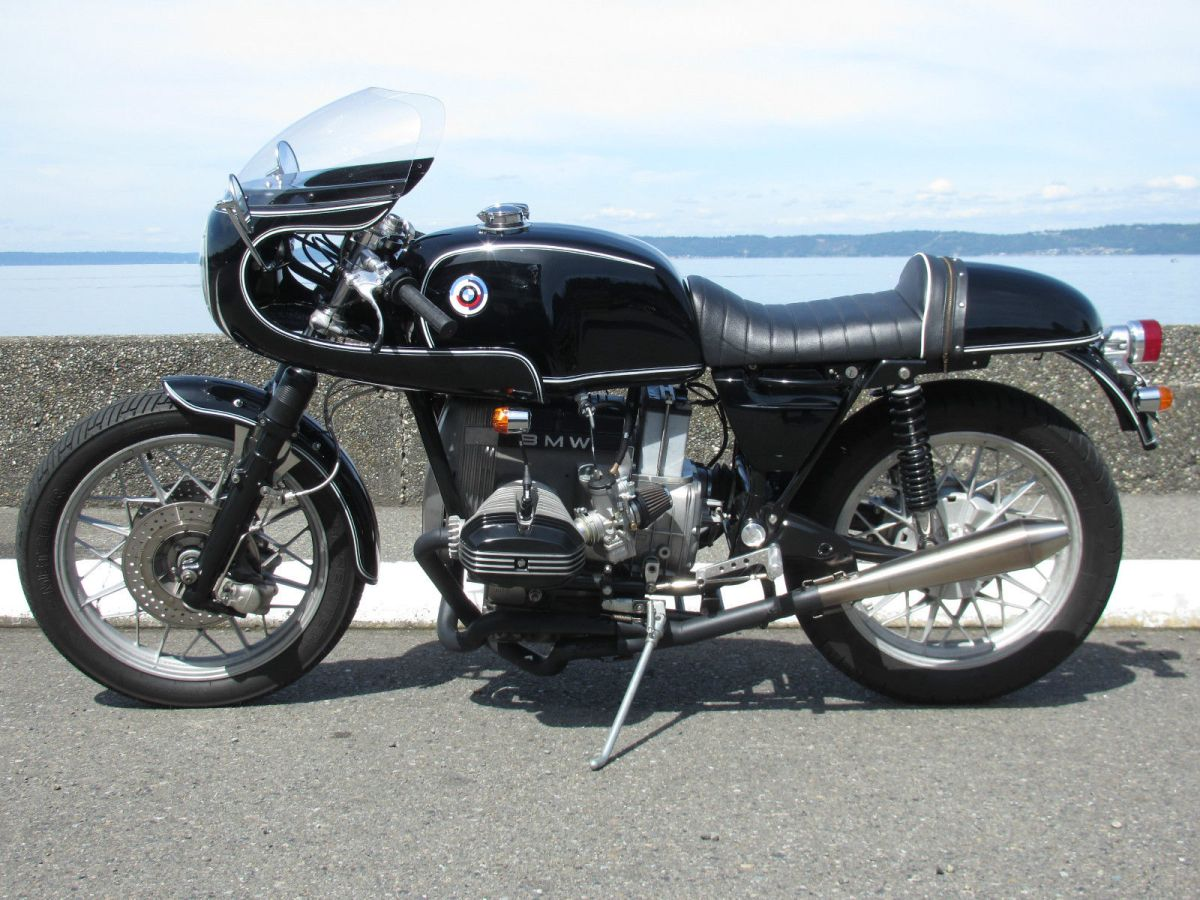 1980 bmw r80 cafe racer bike urious. Black Bedroom Furniture Sets. Home Design Ideas