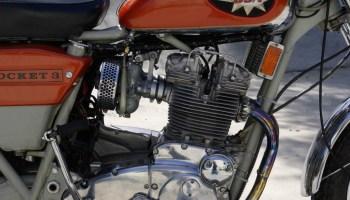 project scooter – 1960 triumph tigress | bike-urious