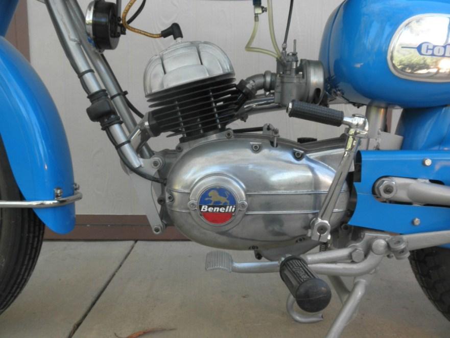 Benelli Cobra - Engine