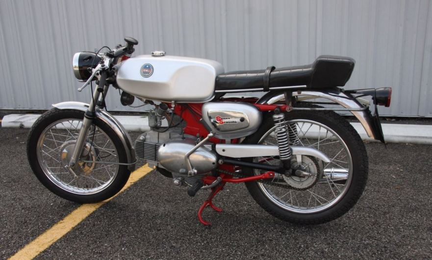 1971 Benelli Sport Special 125