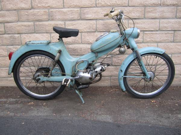 Bianchi Sparviero - Right Side