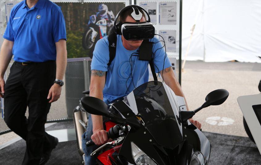 Bike-urious MotoGP Austin - BMW VR